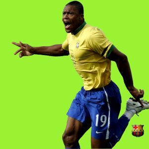 Julio Baptista: Sao Paulo / Real Madrid